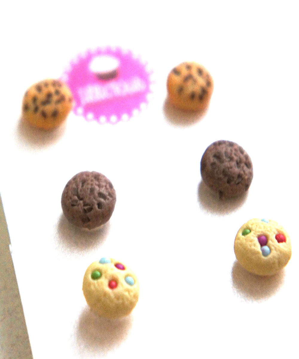 Cookies Earrings Set - Jillicious charms and accessories