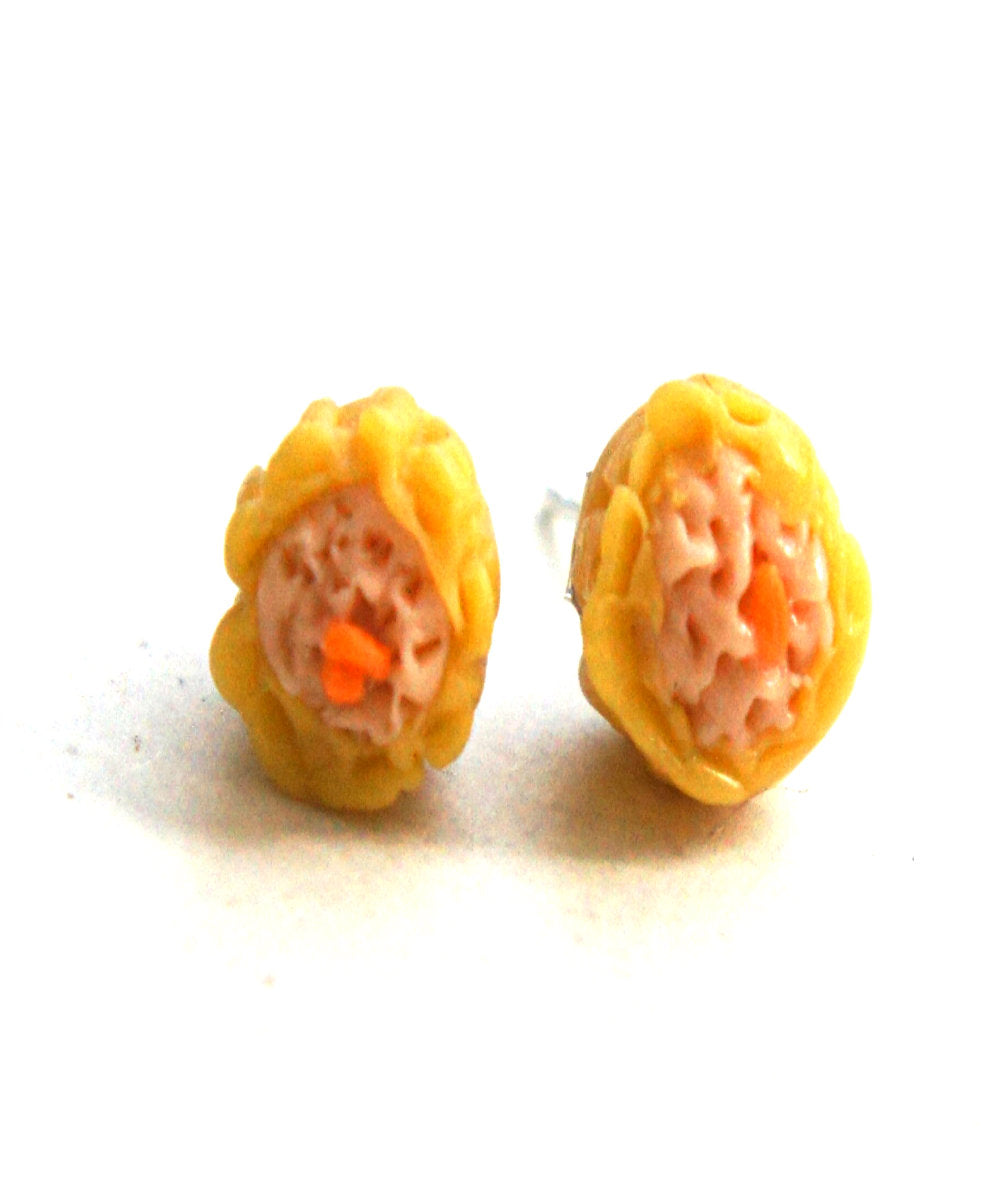 Siu Mai Stud Earrings - Jillicious charms and accessories