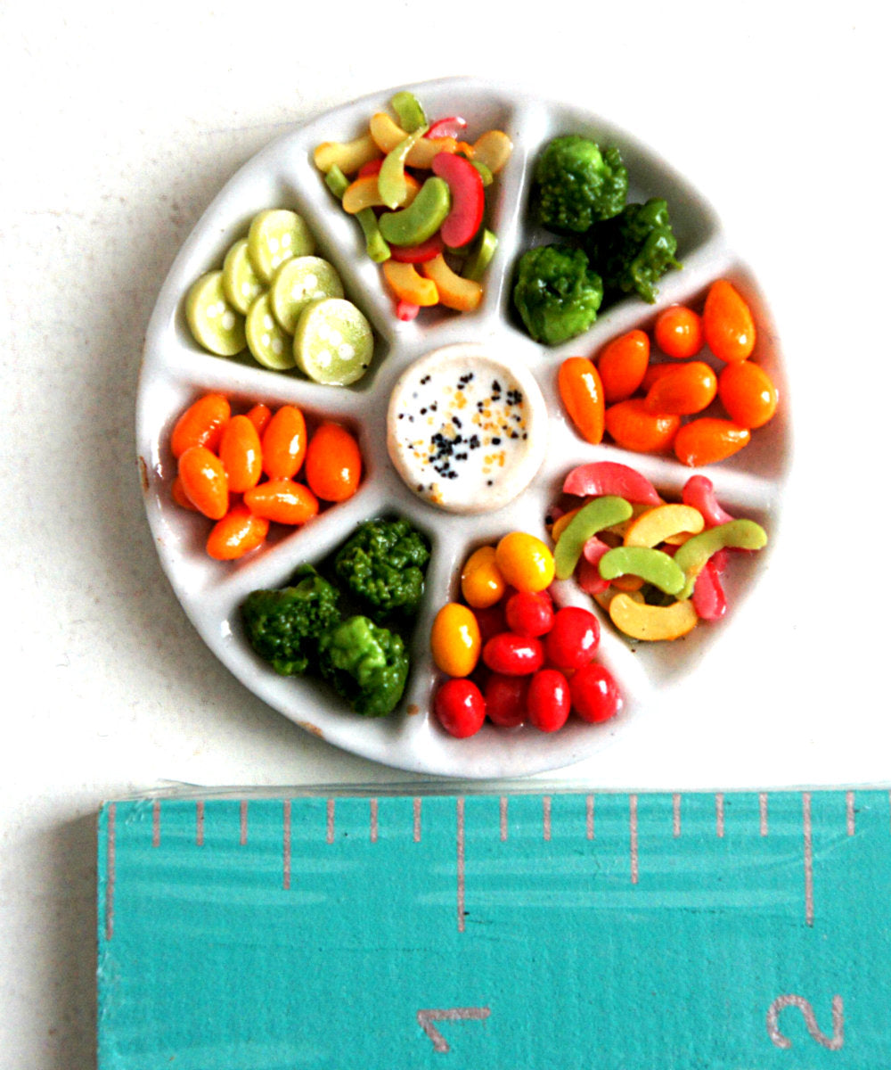 Vegetable Platter Magnet