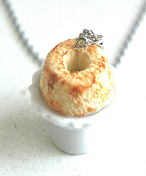 Angel Cake Necklace