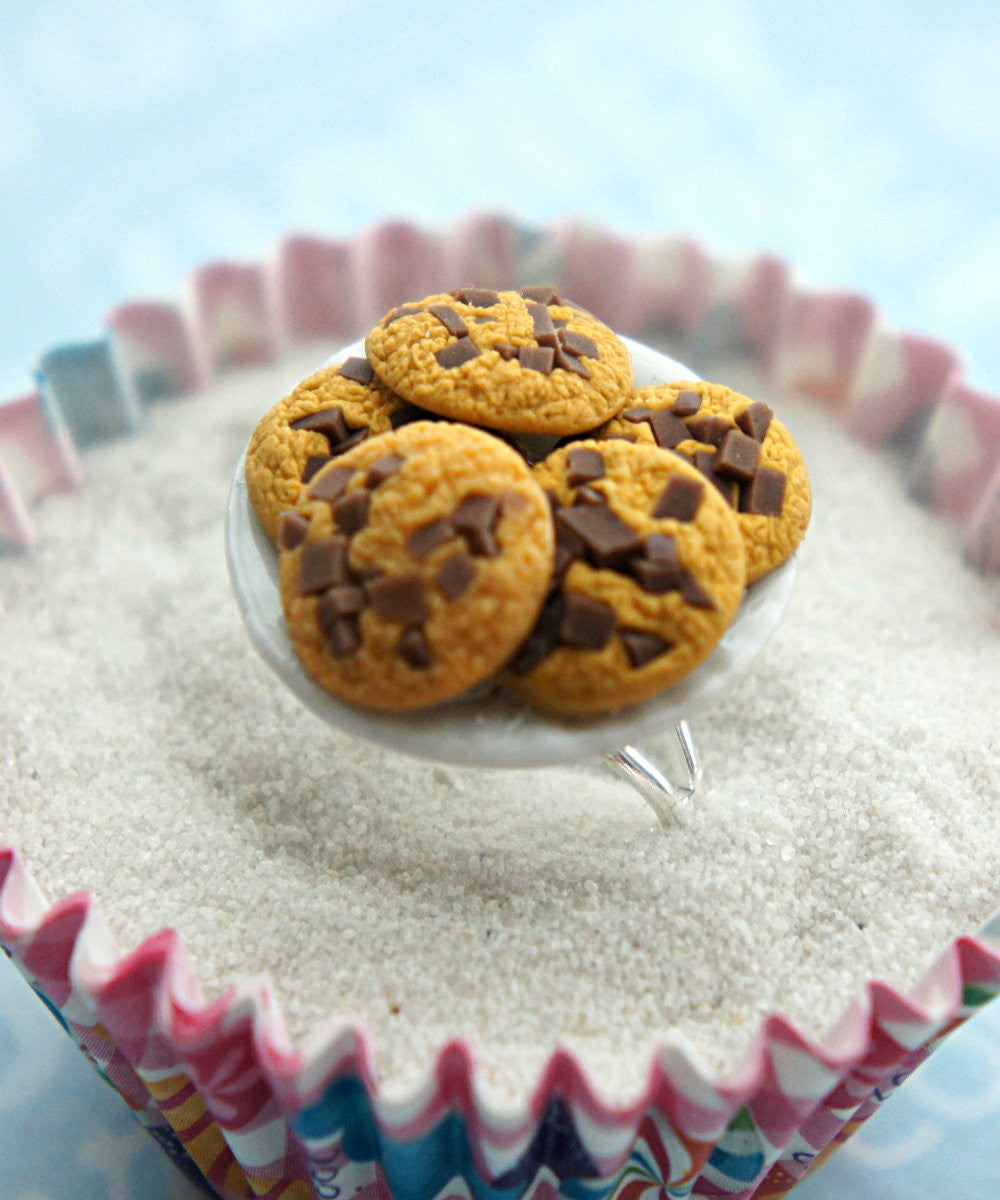 cookie plate ring - Jillicious charms and accessories - 2