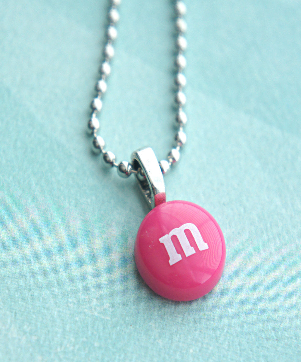 M&m's Candy Necklace - Jillicious charms and accessories - 1