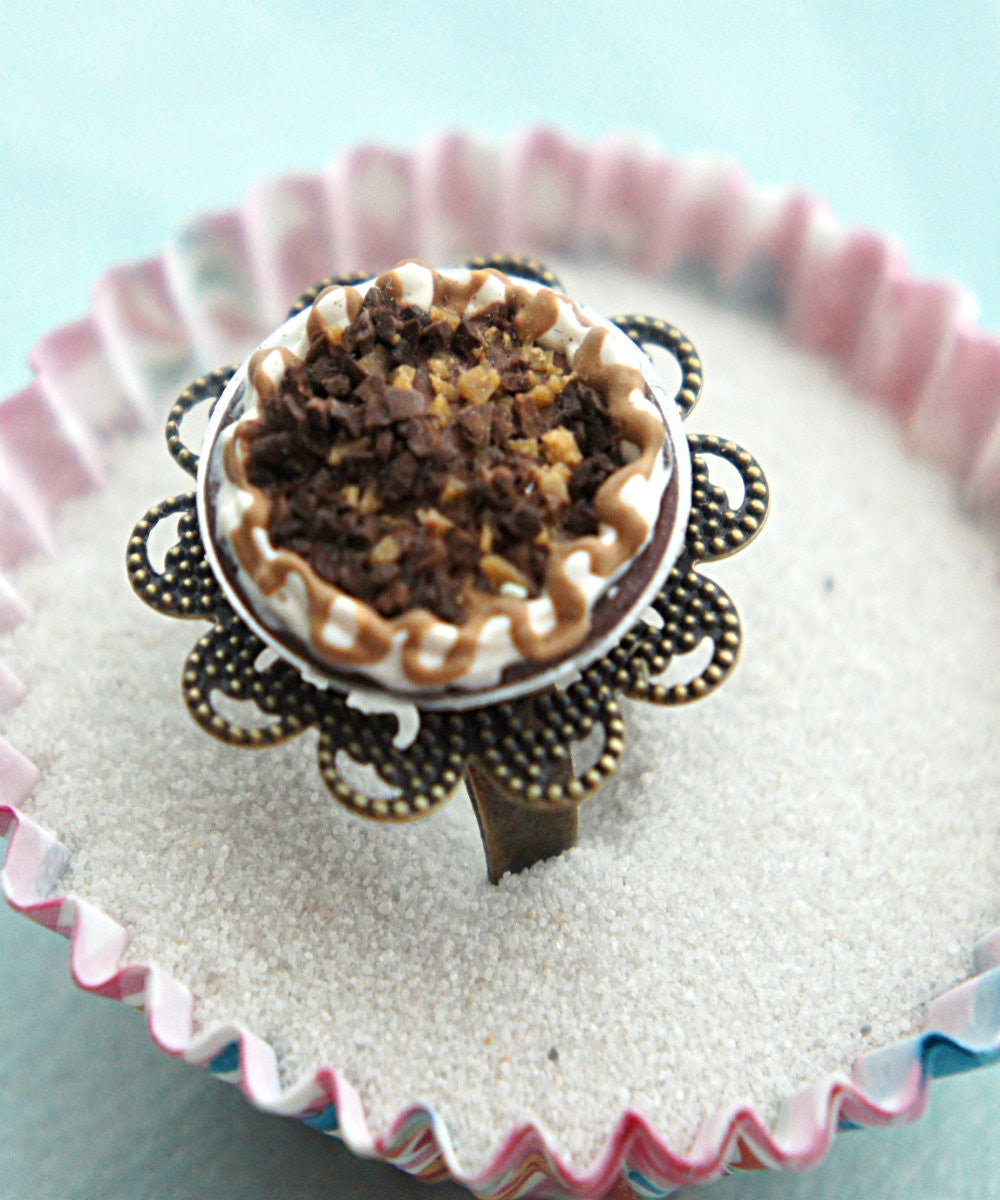 Turtle Pie Ring - Jillicious charms and accessories - 1