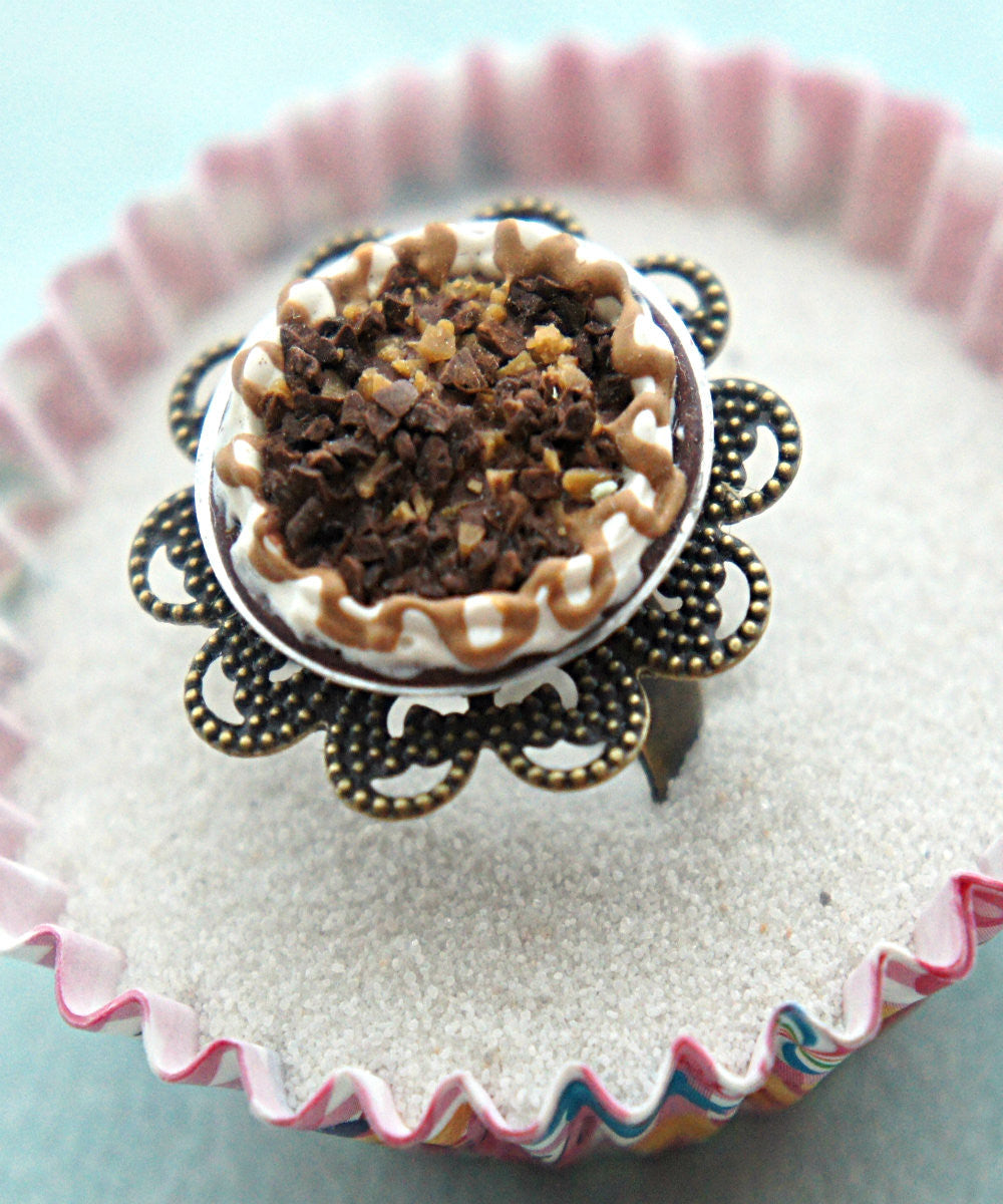 Turtle Pie Ring - Jillicious charms and accessories