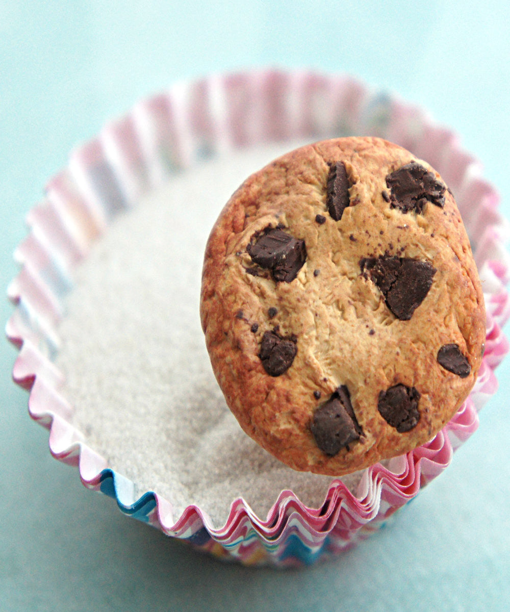 chocolate chip cookie ring - Jillicious charms and accessories