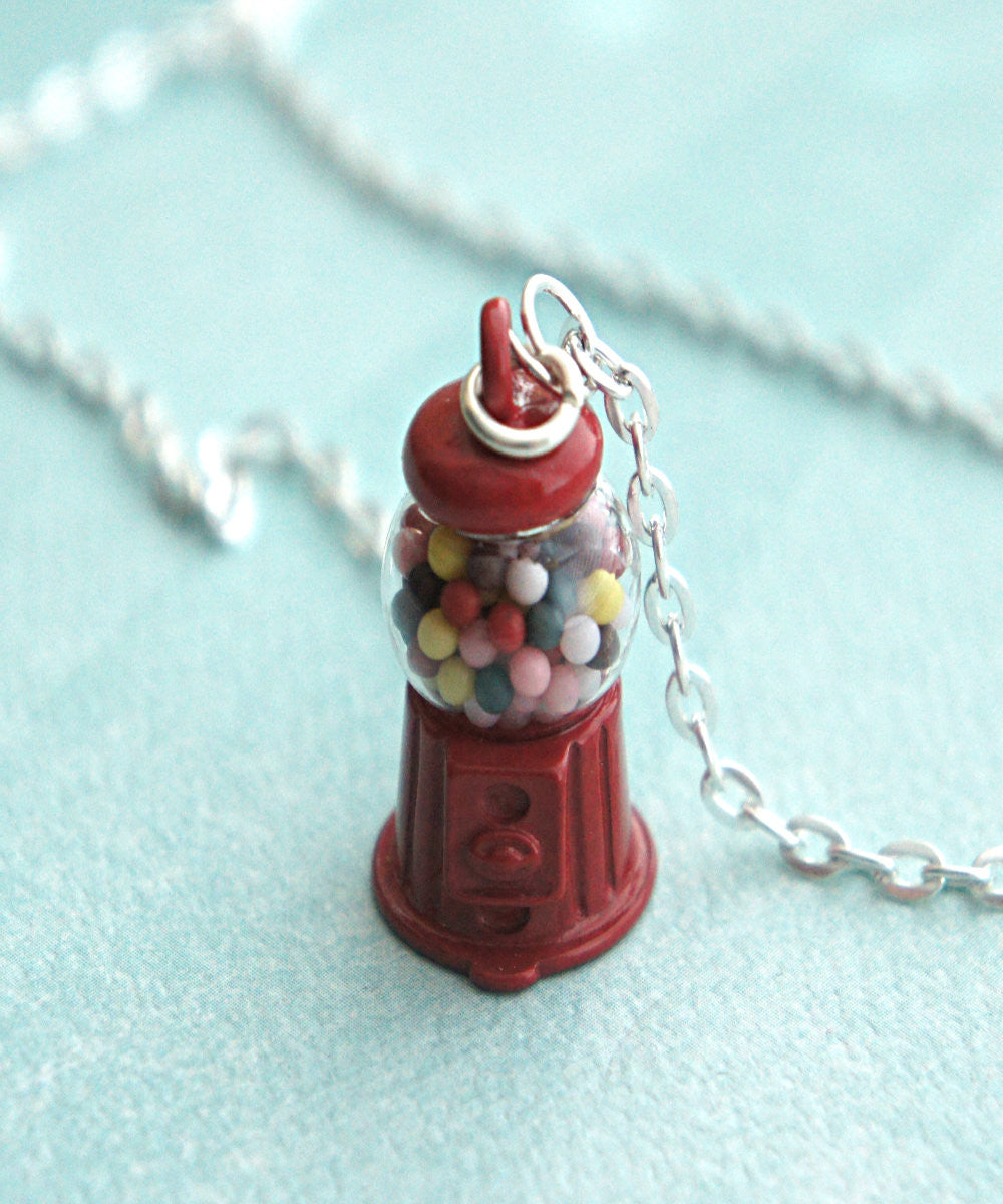 gumball machine necklace - Jillicious charms and accessories - 2
