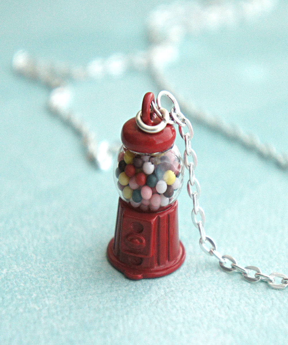 gumball machine necklace - Jillicious charms and accessories - 1