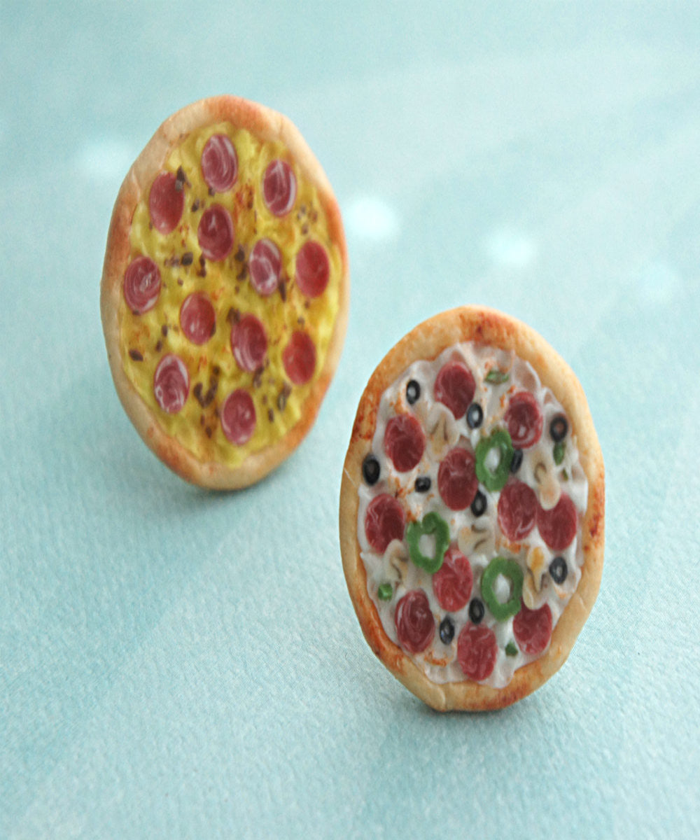 Pizza Ring - Jillicious charms and accessories - 3