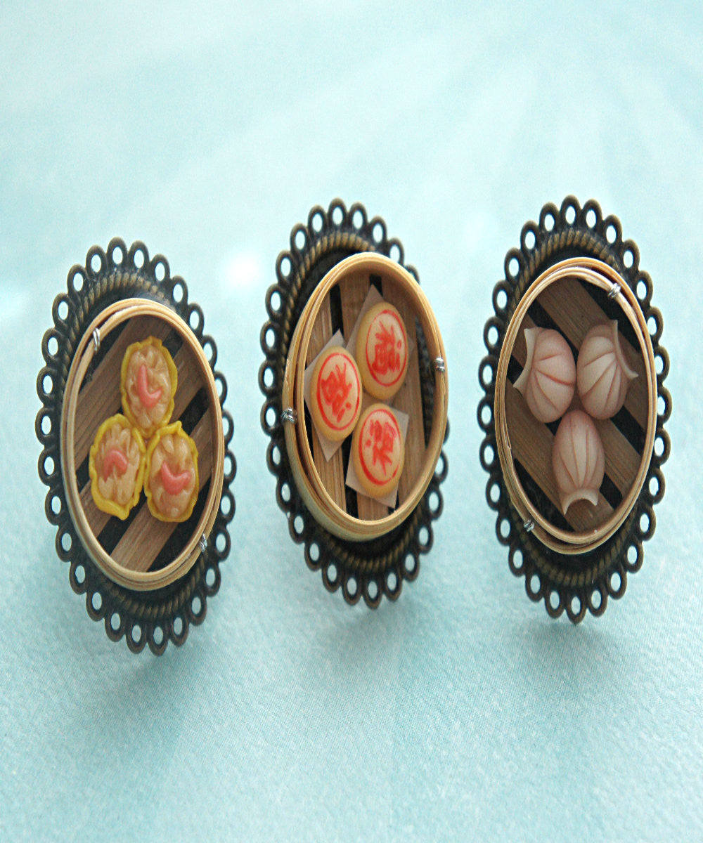 chinese dim sum ring - Jillicious charms and accessories - 3