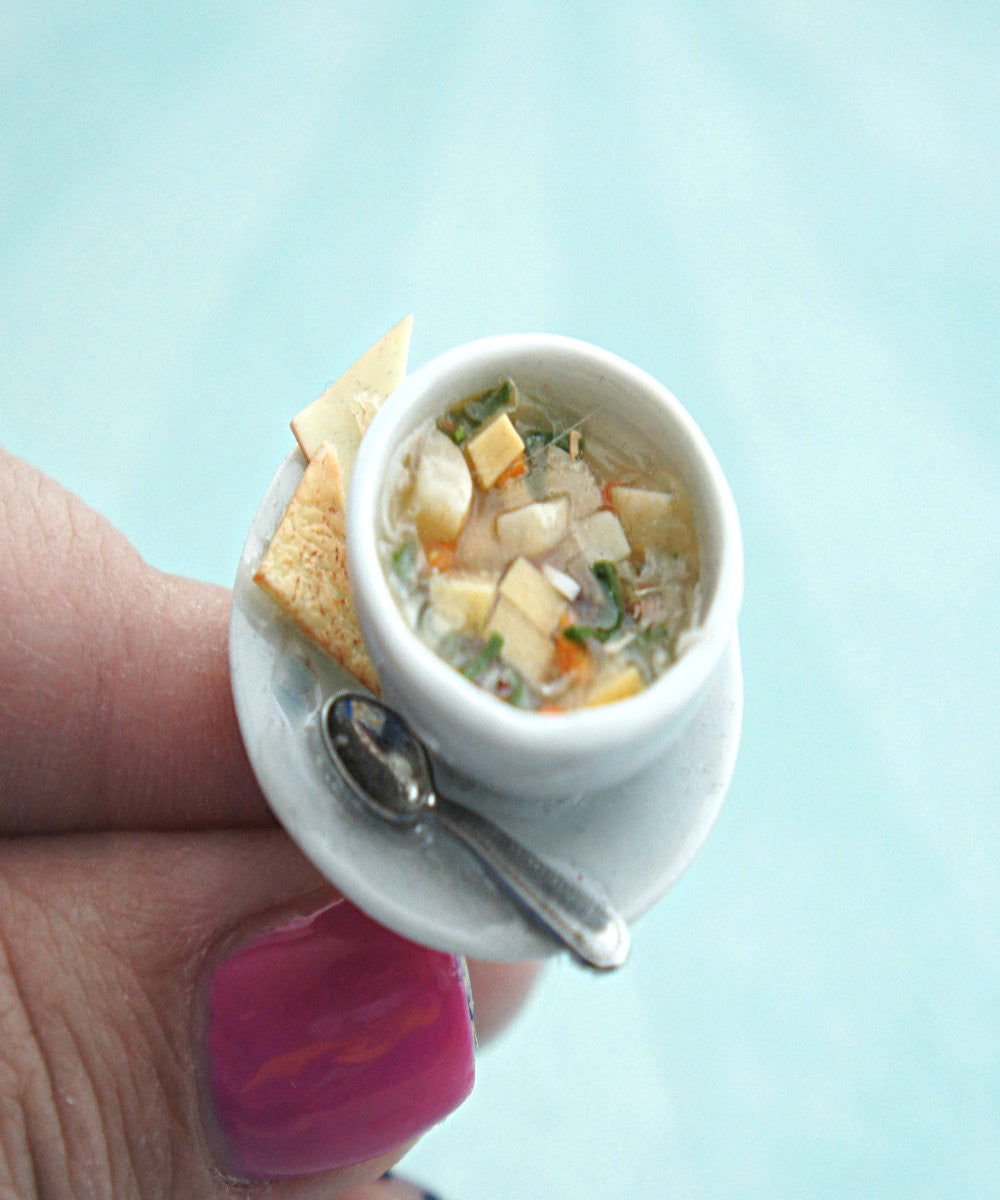 Vegetable Soup Ring - Jillicious charms and accessories - 2