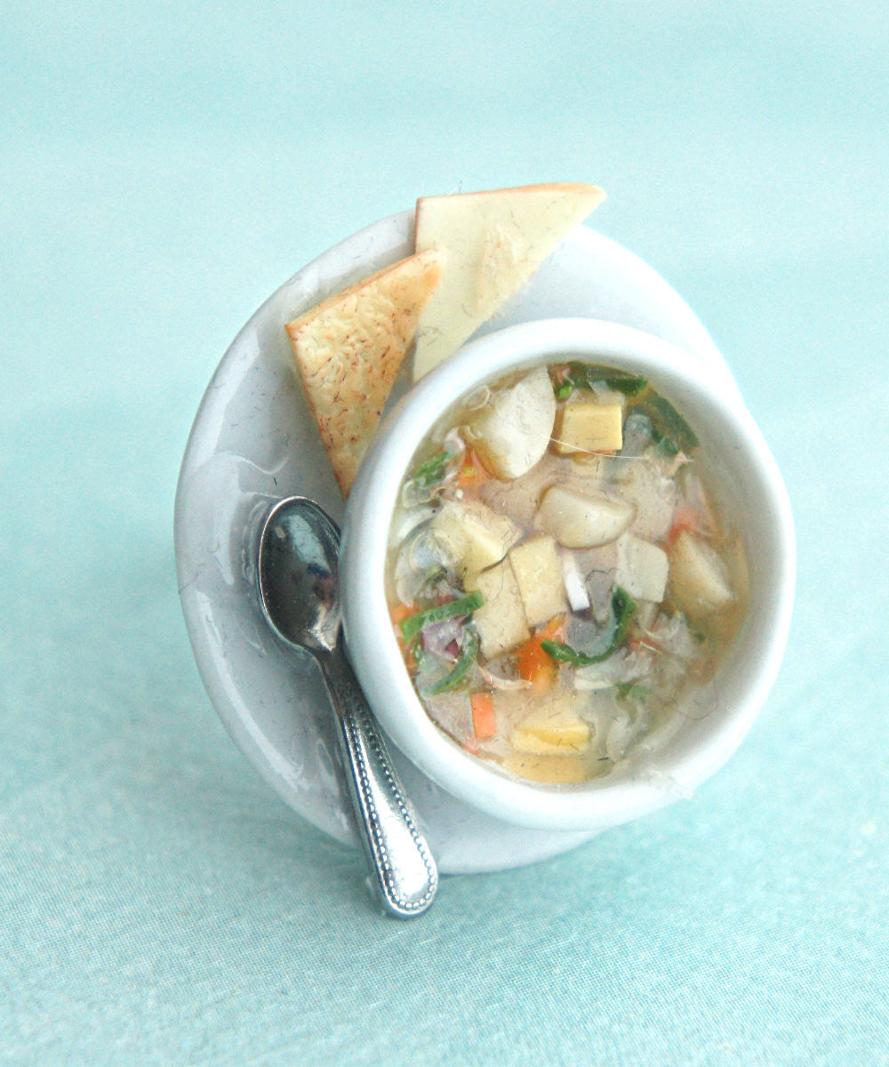 Vegetable Soup Ring - Jillicious charms and accessories - 1