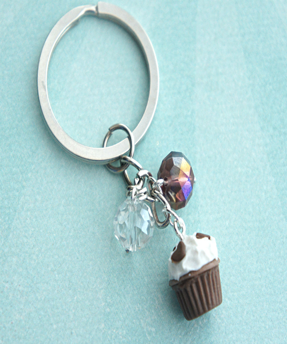 cupcake keychain - Jillicious charms and accessories - 3