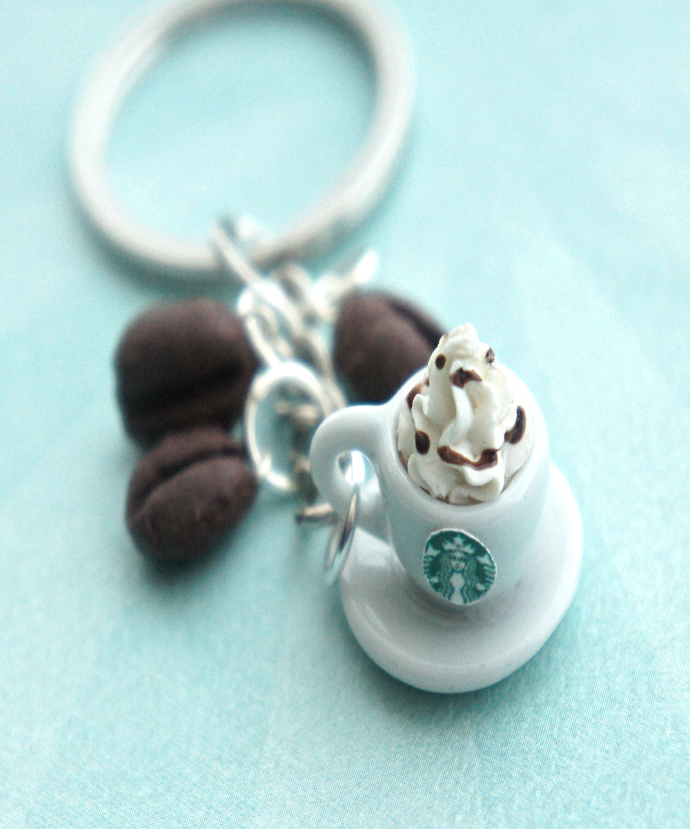 Starbucks Coffee Keychain - Jillicious charms and accessories - 2