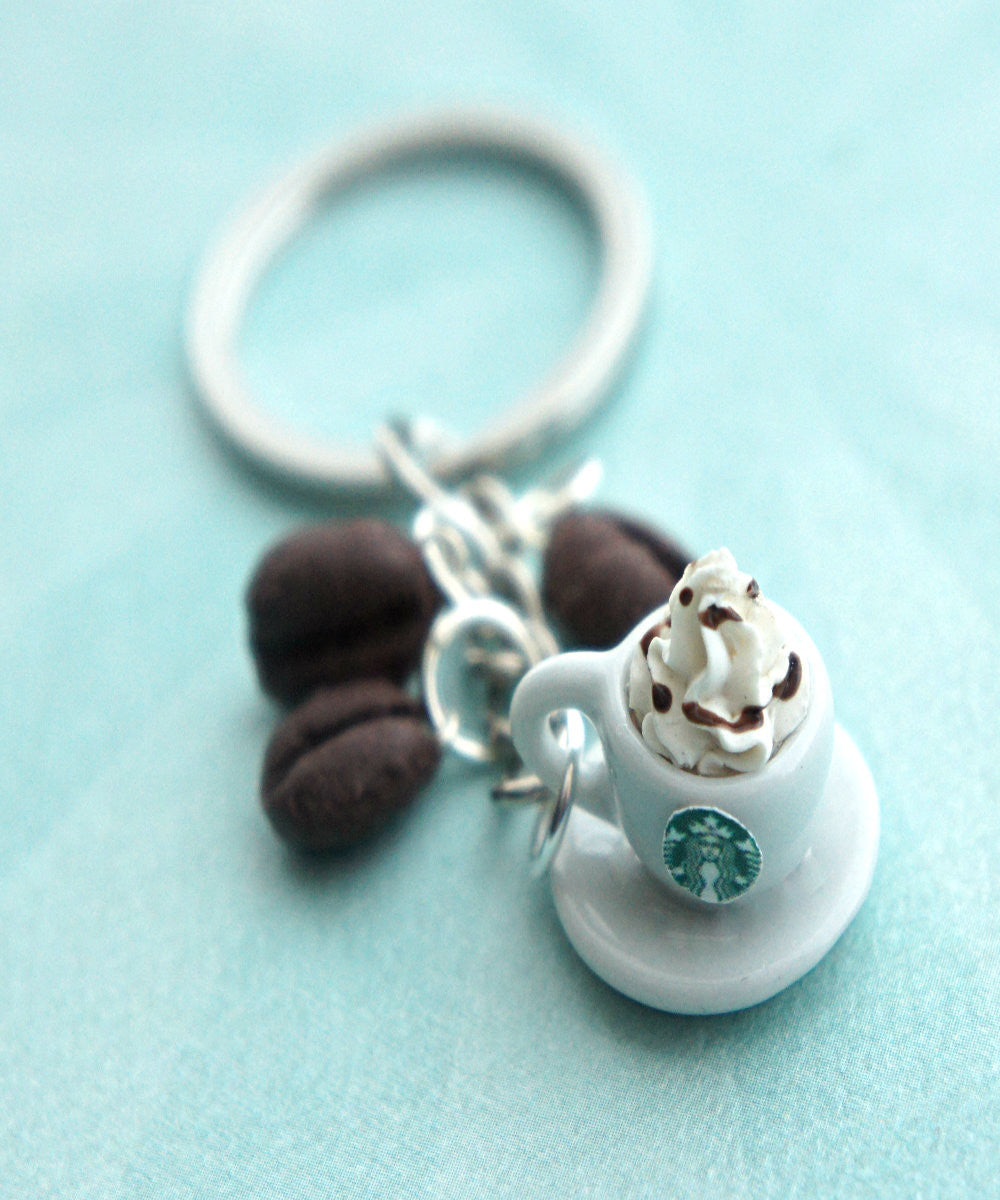 Starbucks Coffee Keychain - Jillicious charms and accessories - 3