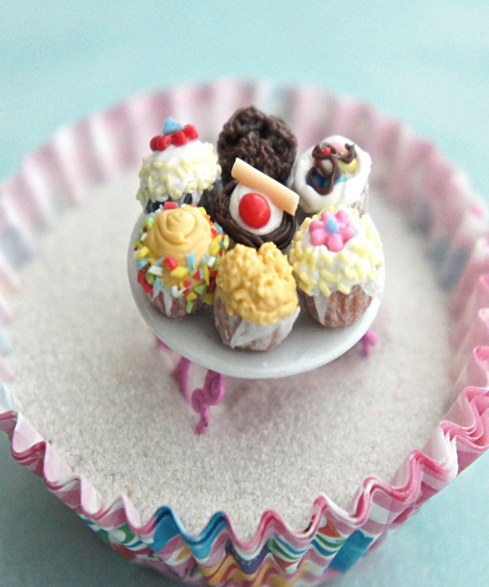 gourmet cupcakes ring - Jillicious charms and accessories - 2
