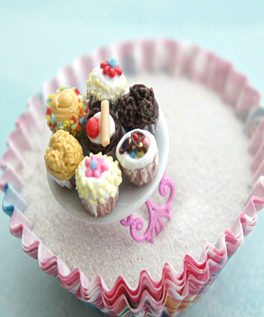 gourmet cupcakes ring - Jillicious charms and accessories - 3