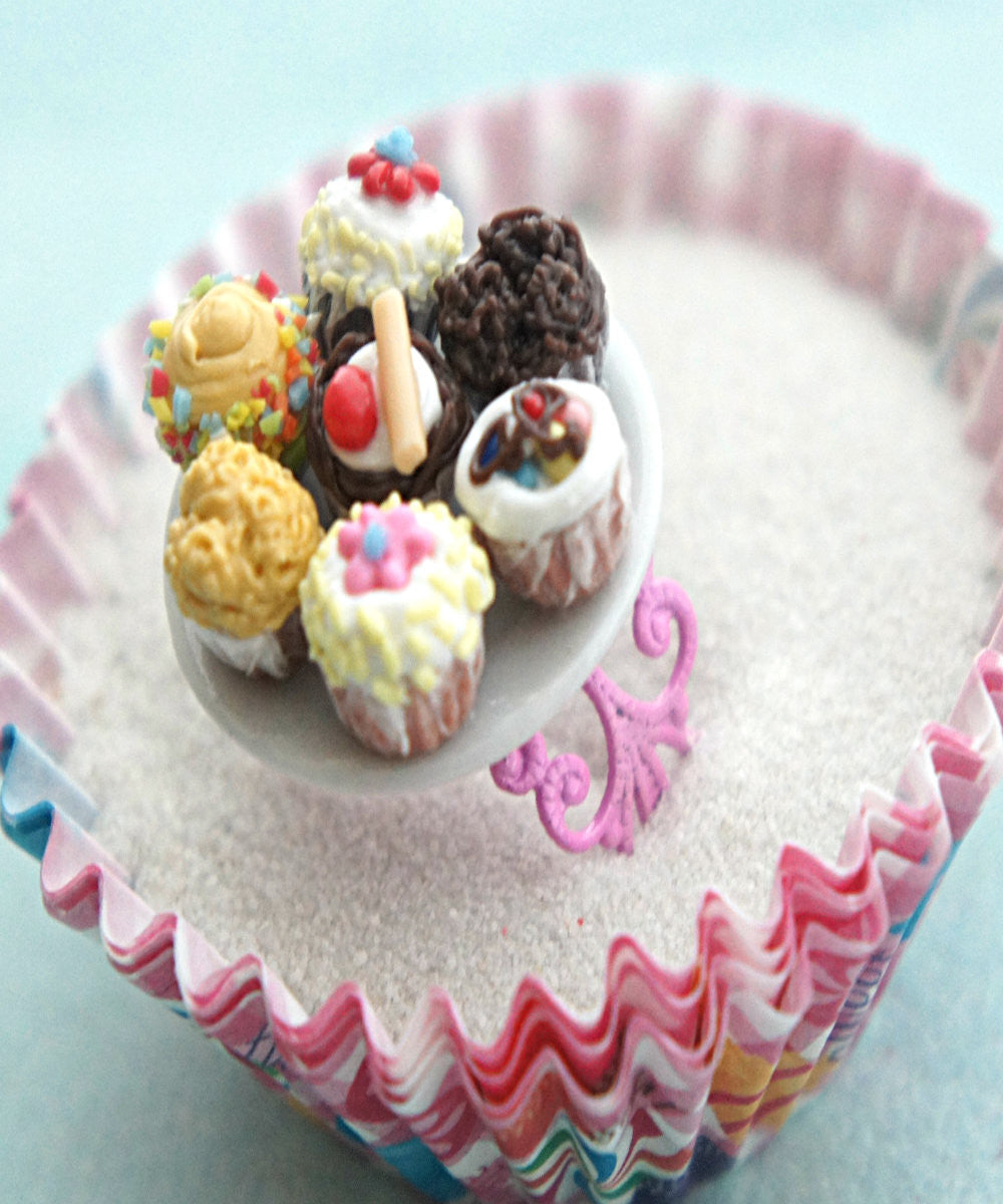 gourmet cupcakes ring - Jillicious charms and accessories - 1