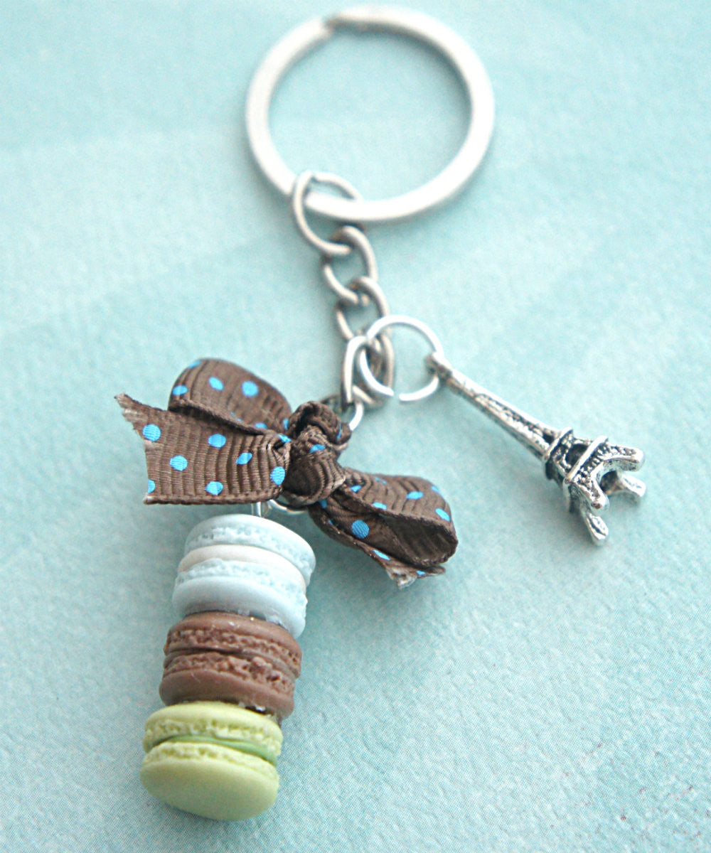 Parisian Themed Keychain - Jillicious charms and accessories - 3
