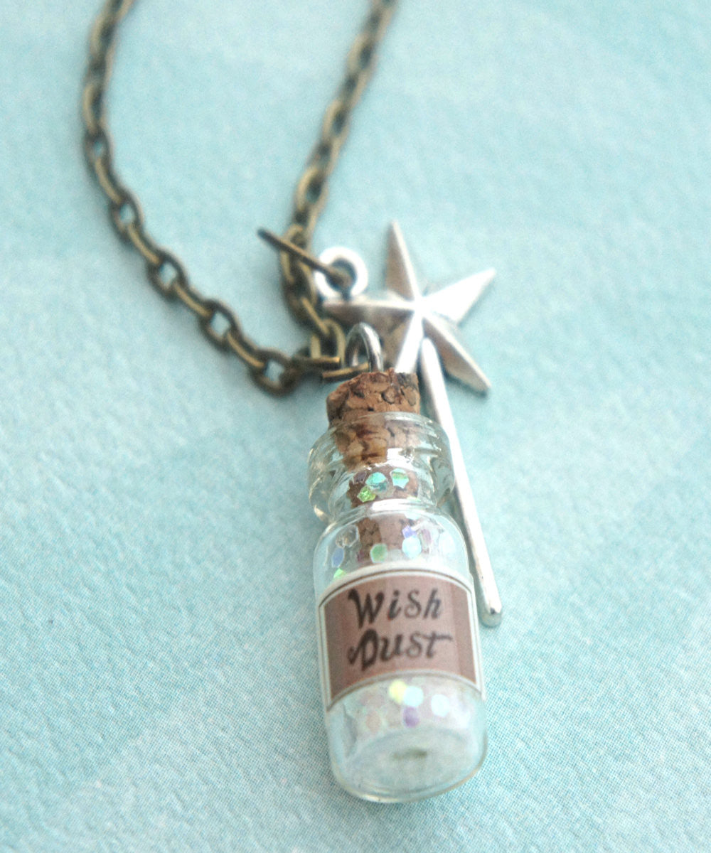 Wish Dust Necklace - Jillicious charms and accessories - 1