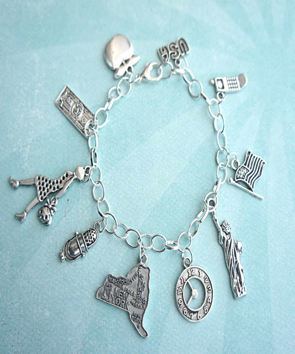 New Yorker Charm Bracelet - Jillicious charms and accessories - 3