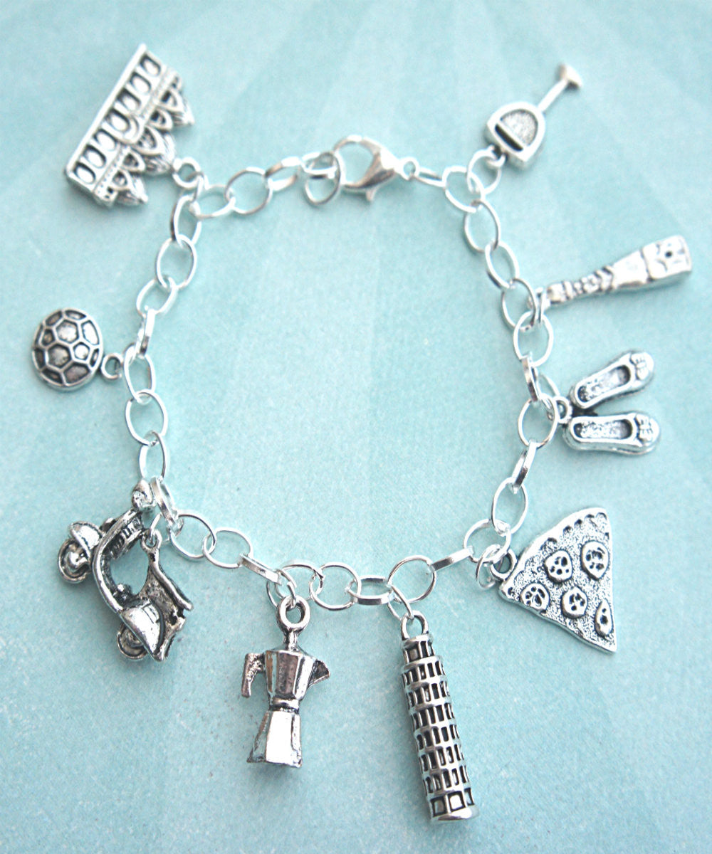 everything italian charm bracelet - Jillicious charms and accessories - 2