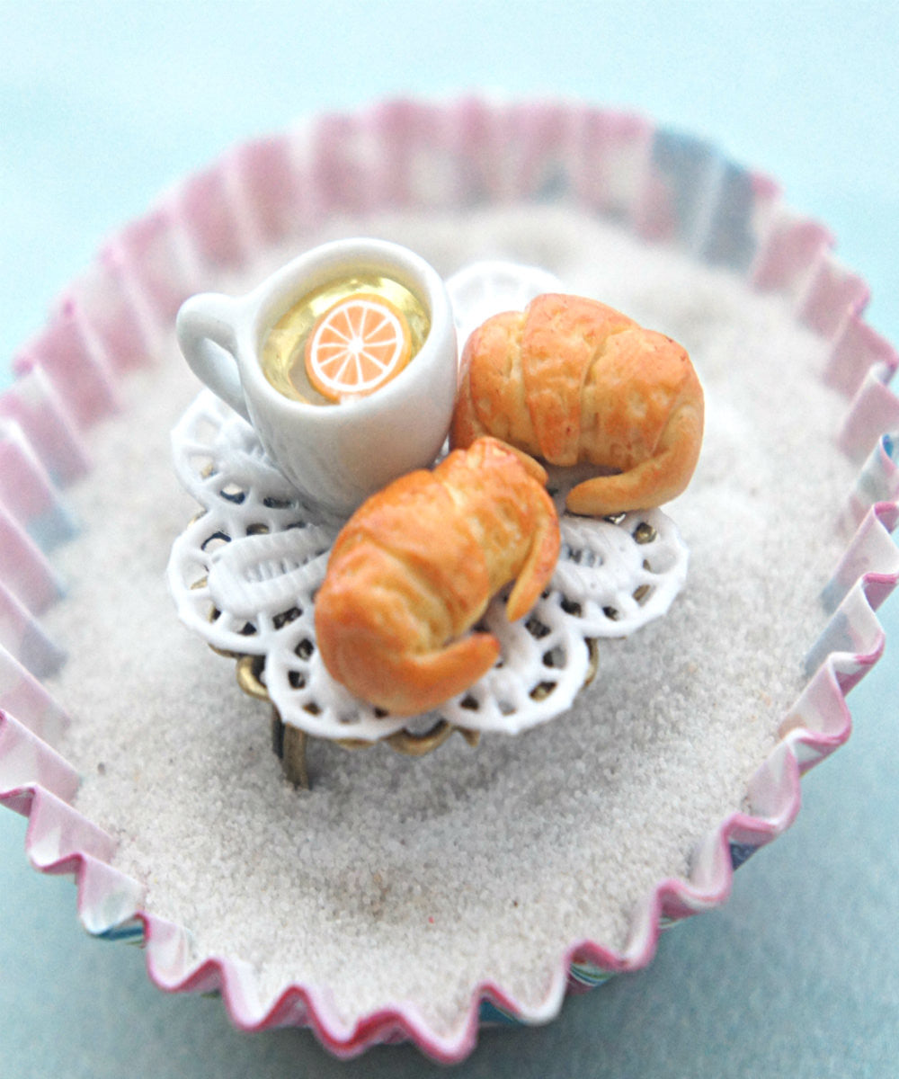 croissants and tea ring - Jillicious charms and accessories - 3