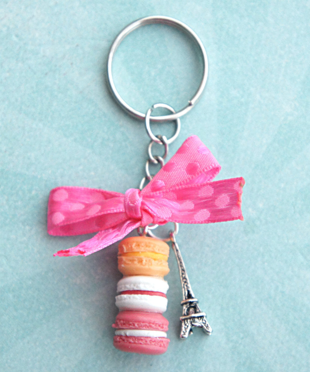 Parisian Themed Keychain - Jillicious charms and accessories - 4