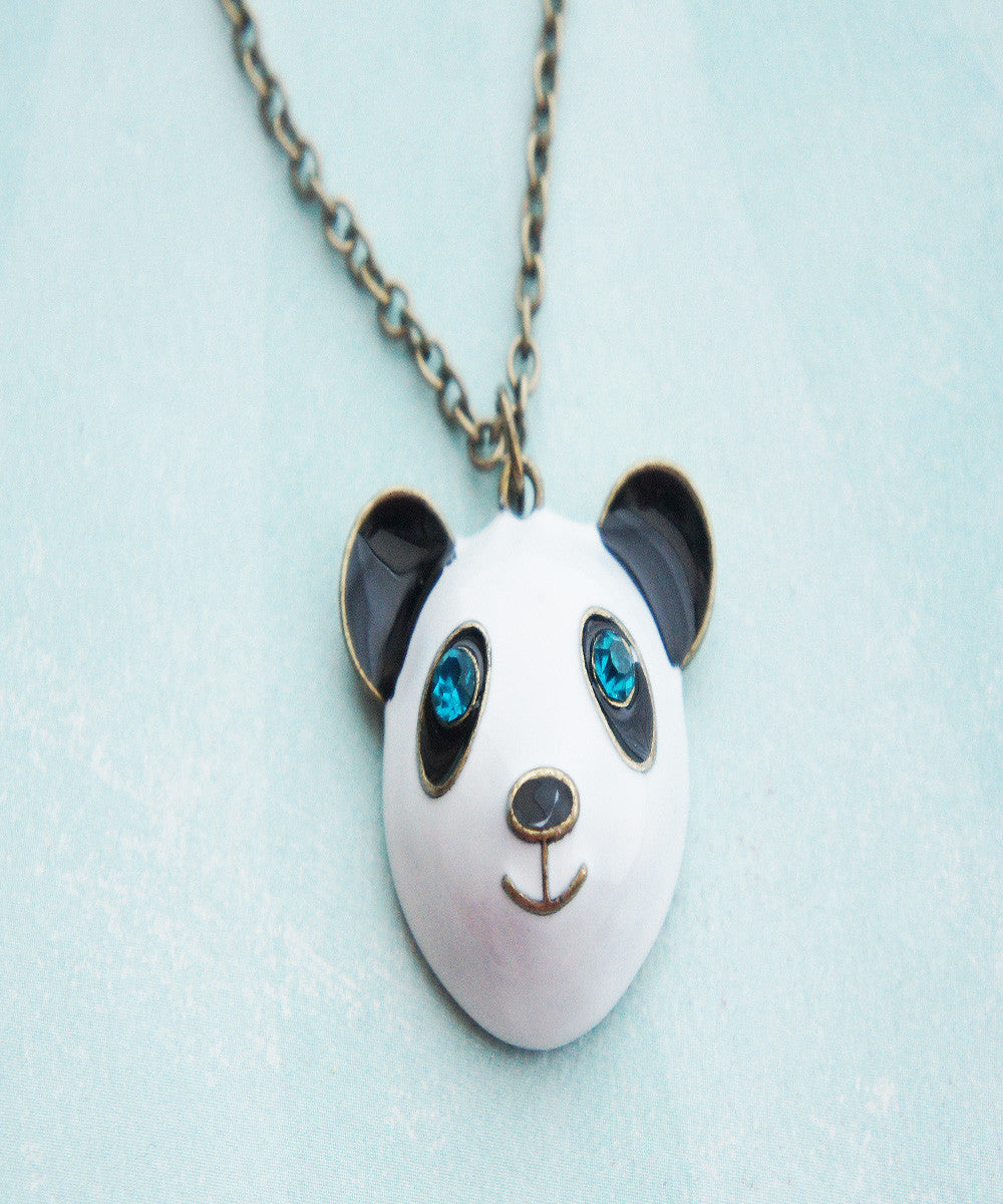 Panda Necklace - Jillicious charms and accessories - 4