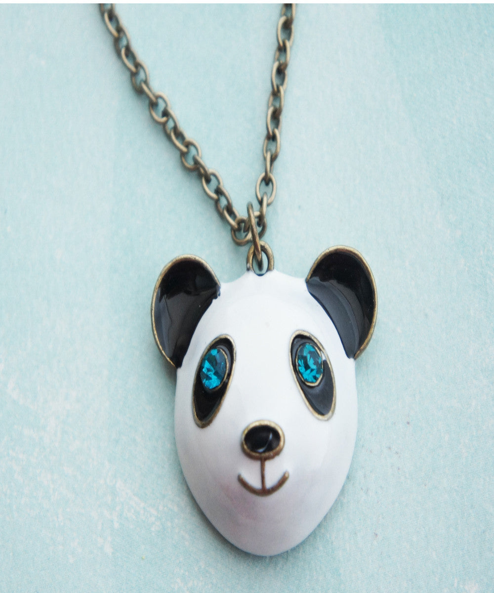 Panda Necklace - Jillicious charms and accessories - 2