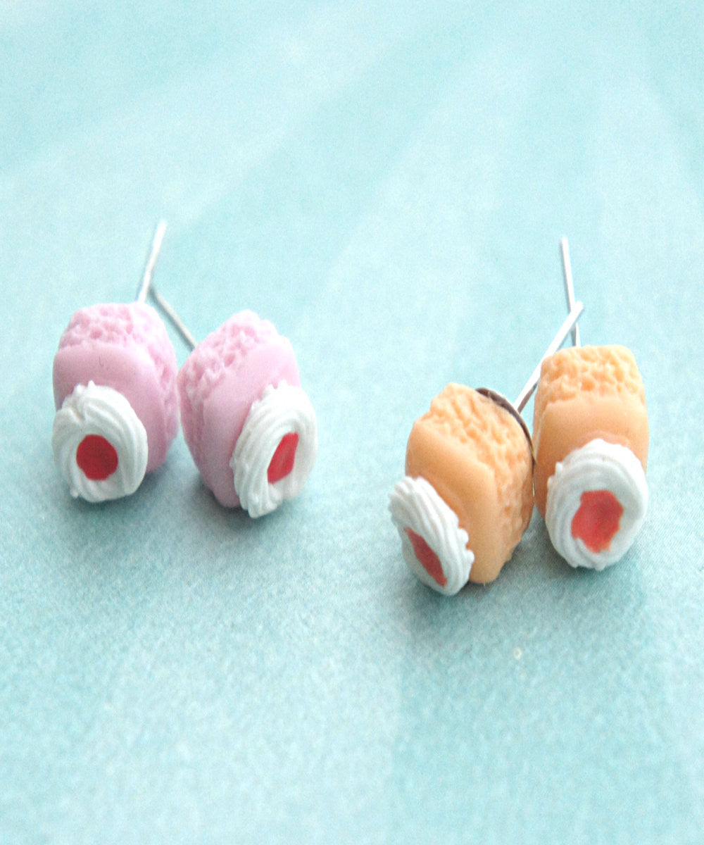 Petit Fours Stud Earrings - Jillicious charms and accessories - 5