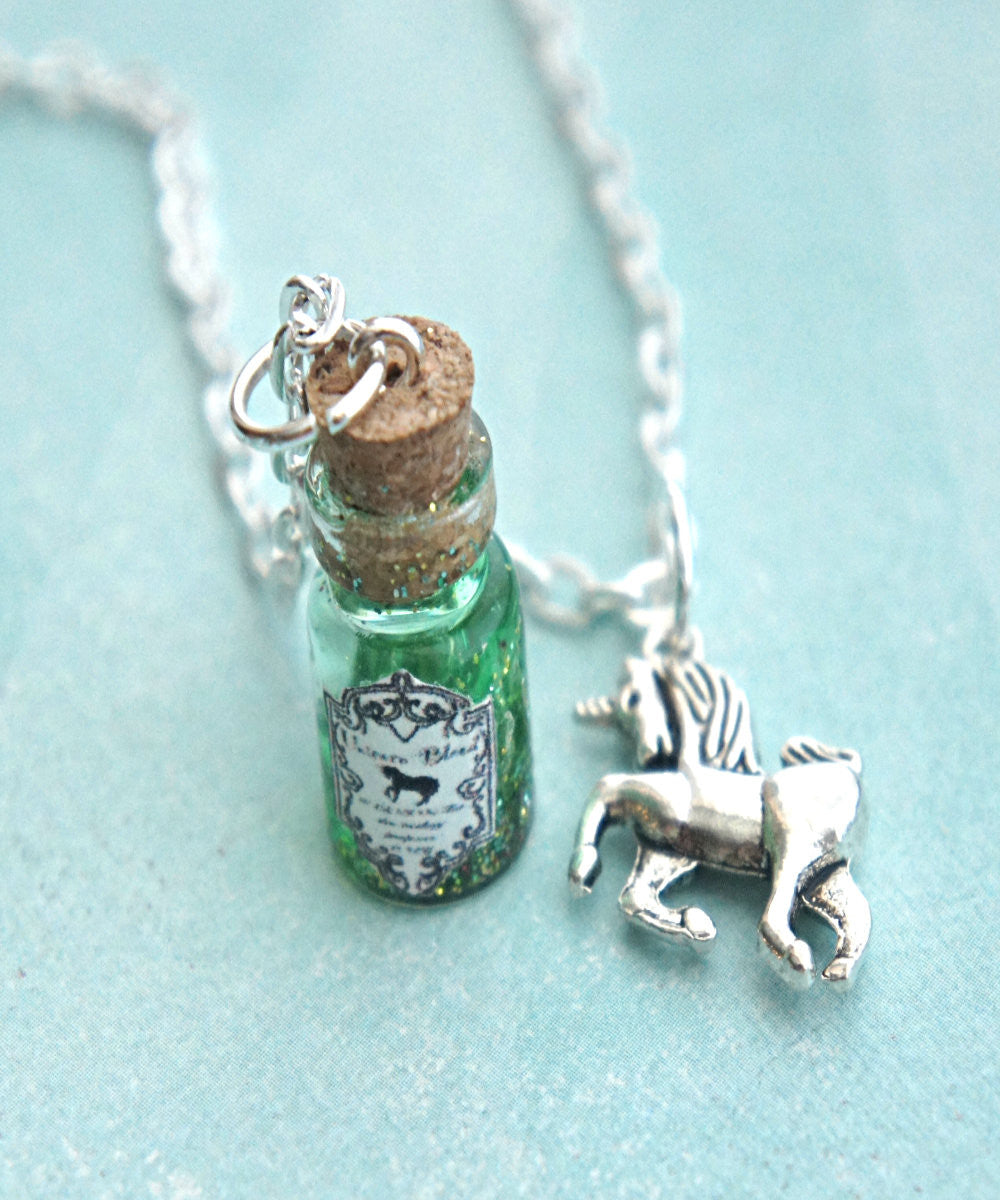 Unicorn's Blood Necklace - Jillicious charms and accessories
