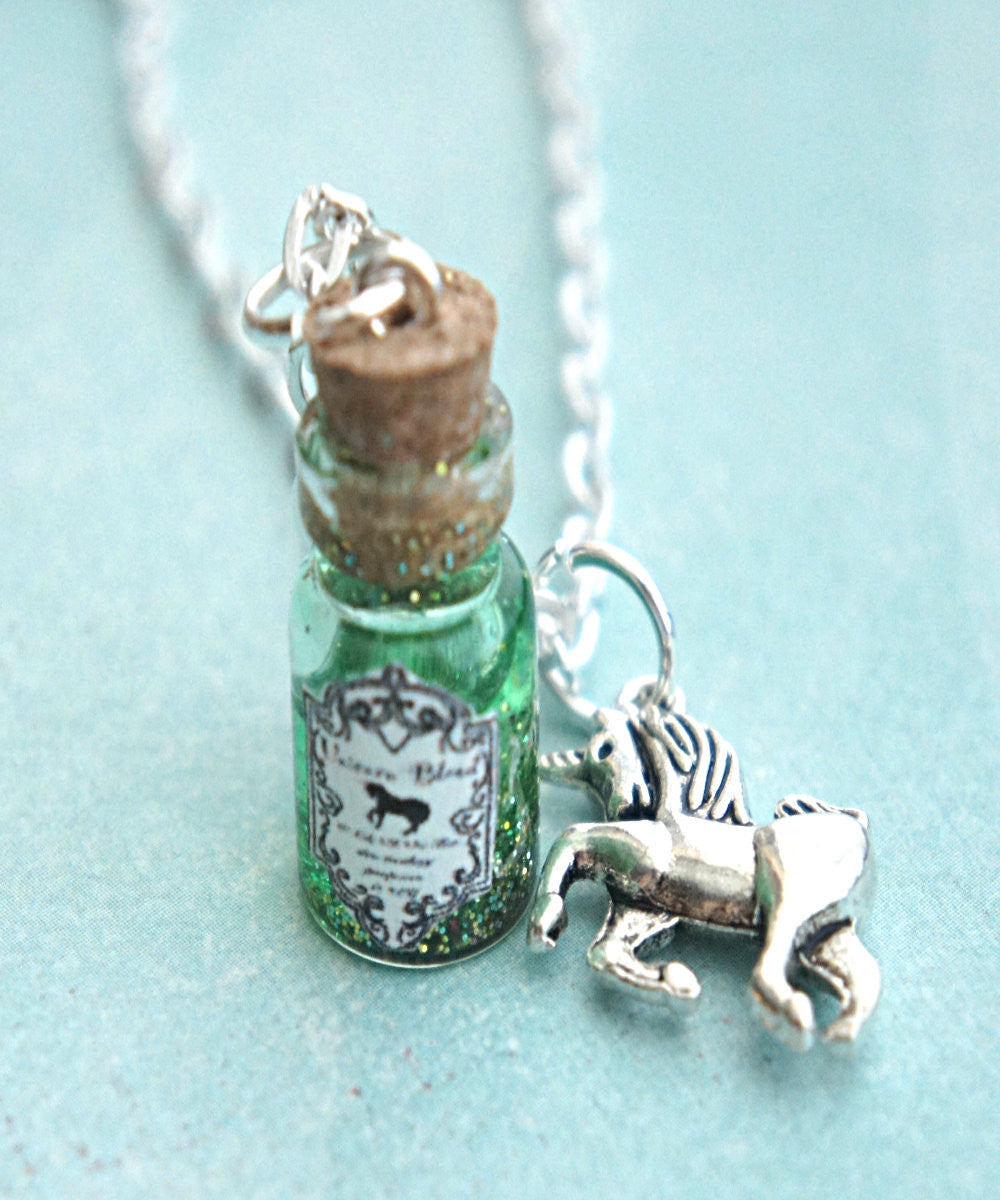 Unicorn's Blood Necklace - Jillicious charms and accessories - 1