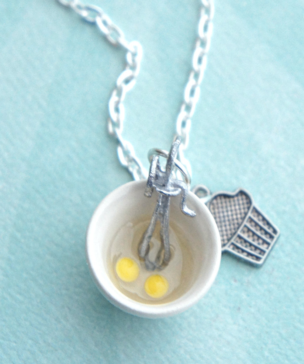 Baker's Necklace - Jillicious charms and accessories