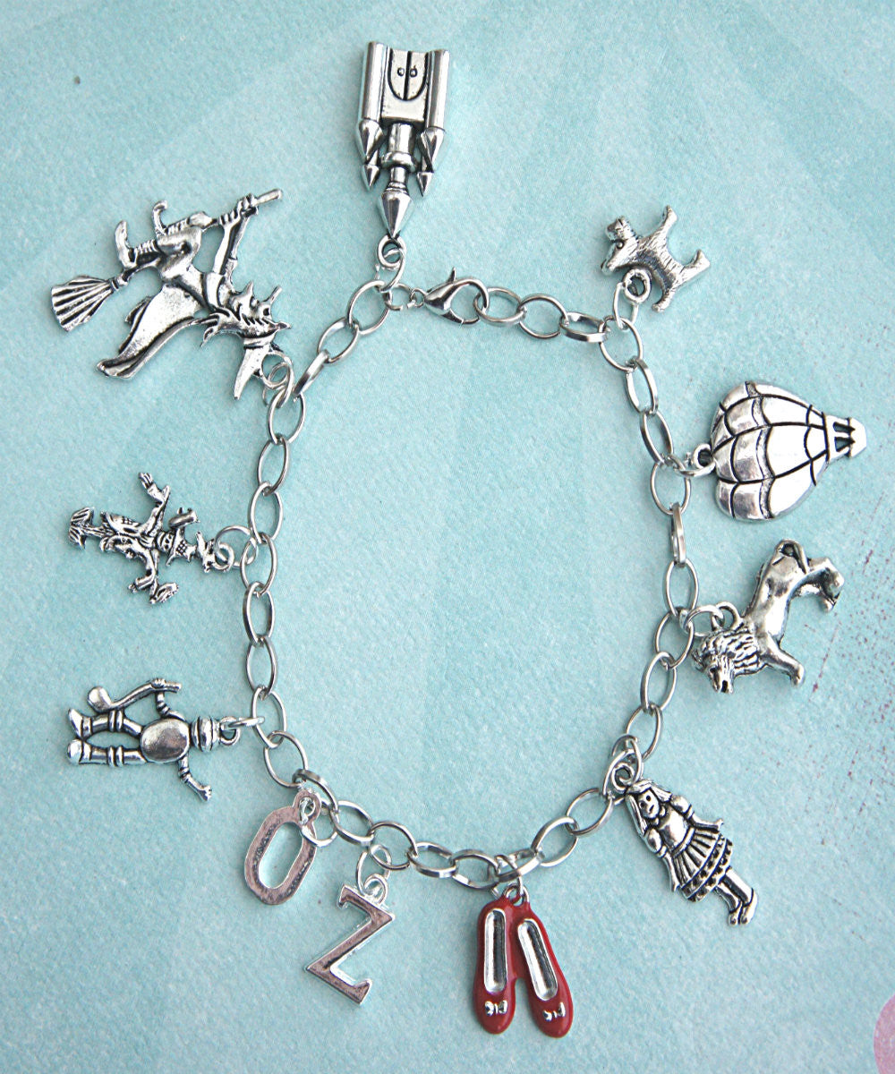 The Wizard of Oz Inspired Charm Bracelet - Jillicious charms and accessories - 2