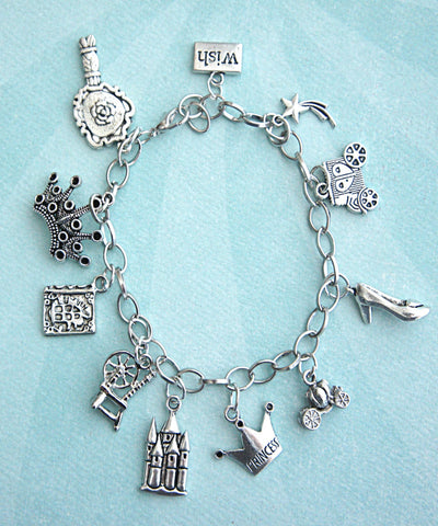 fairy tale charm bracelet - Jillicious charms and accessories