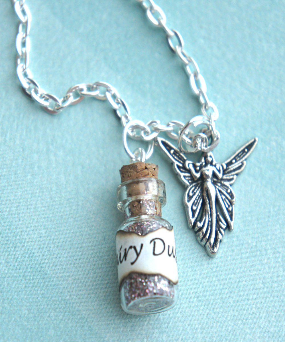 fairy dust potion necklace - Jillicious charms and accessories