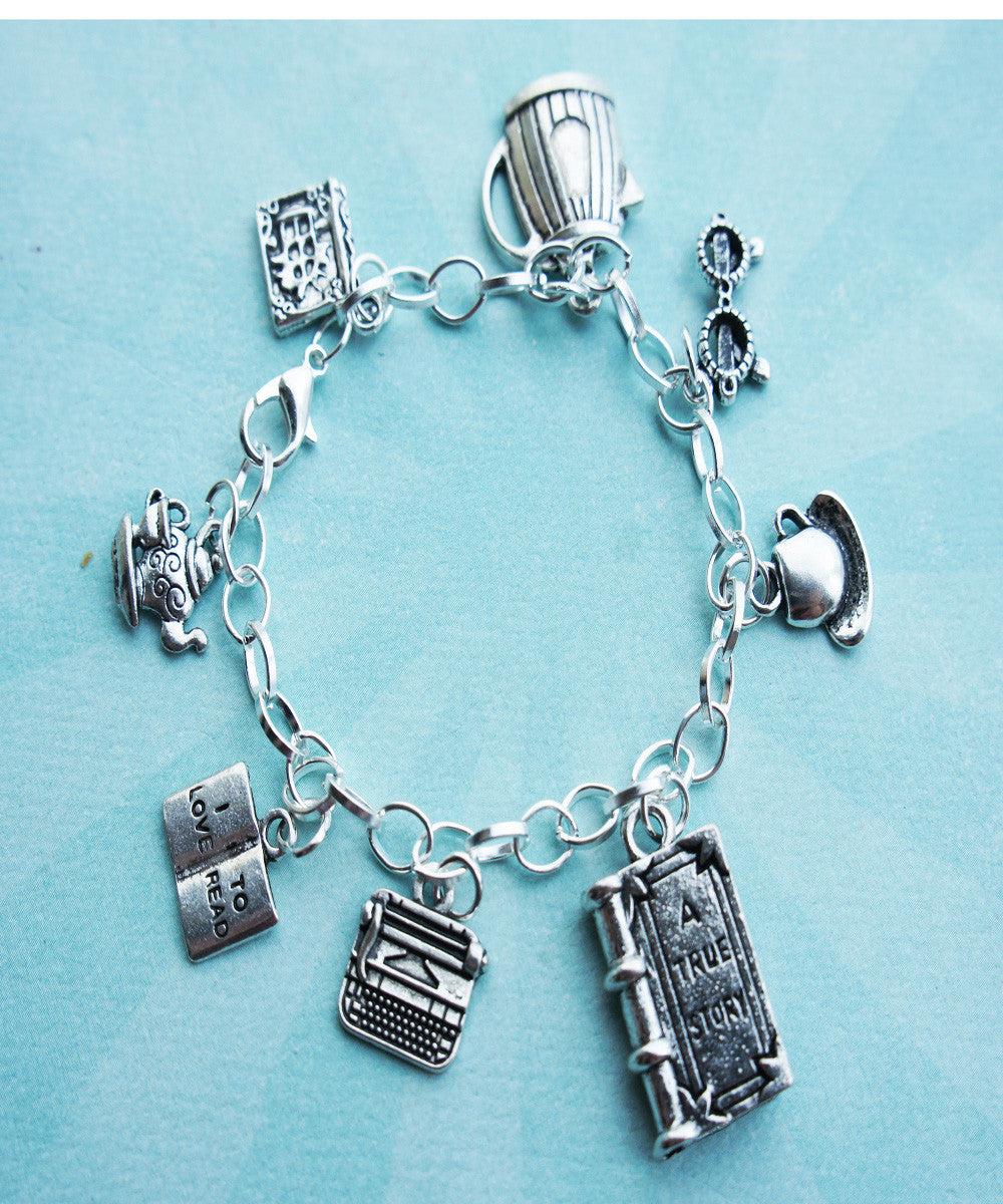 editor's life charm bracelet - Jillicious charms and accessories - 4
