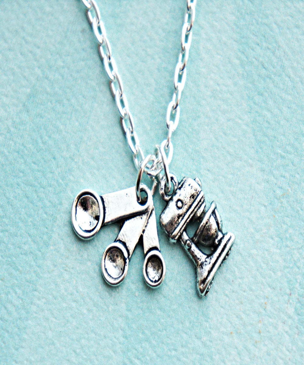 Baker's Charm Necklace - Jillicious charms and accessories