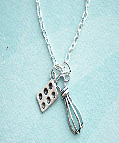 Baker's Charm Necklace - Jillicious charms and accessories - 1