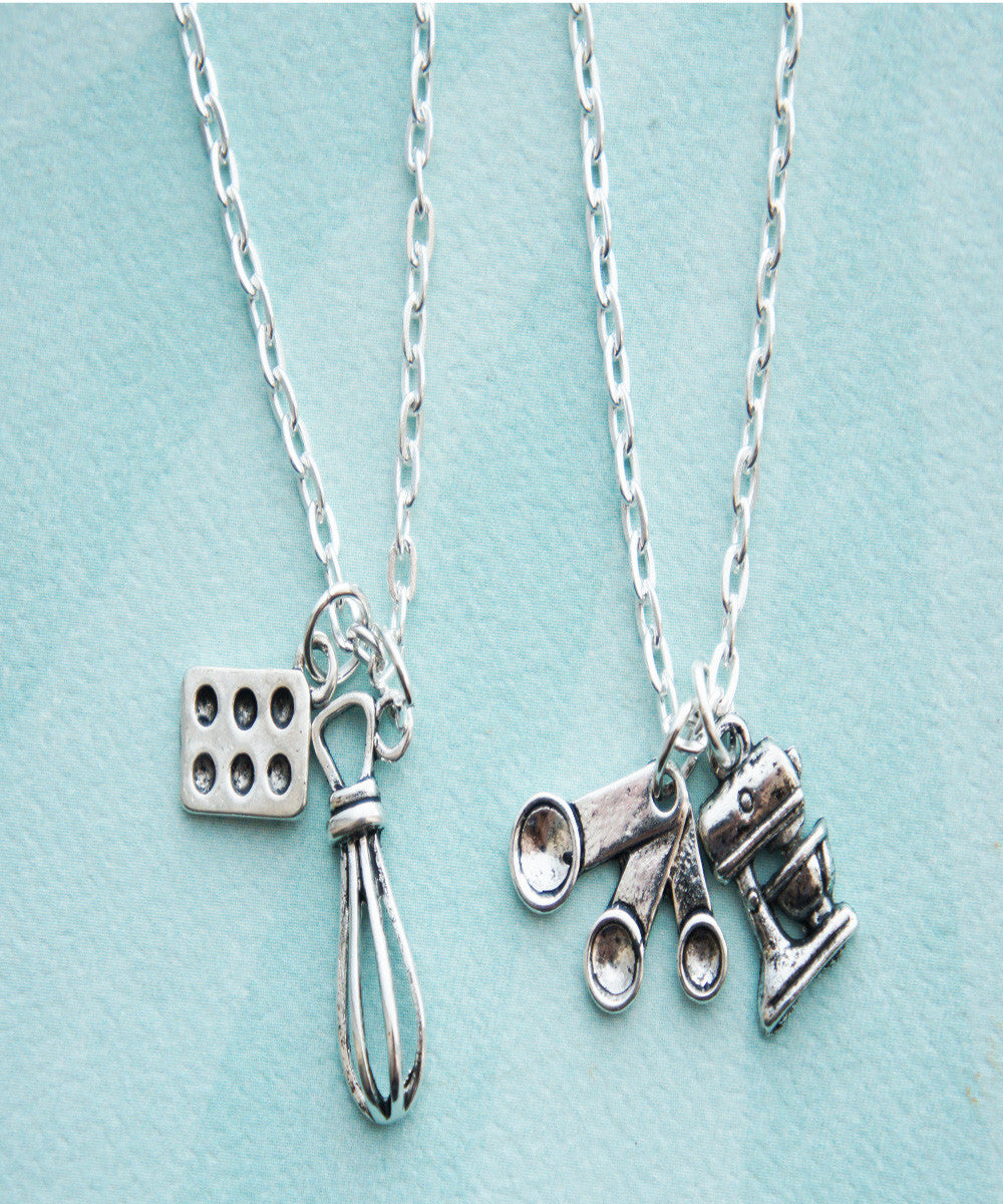 Baker's Charm Necklace - Jillicious charms and accessories - 3