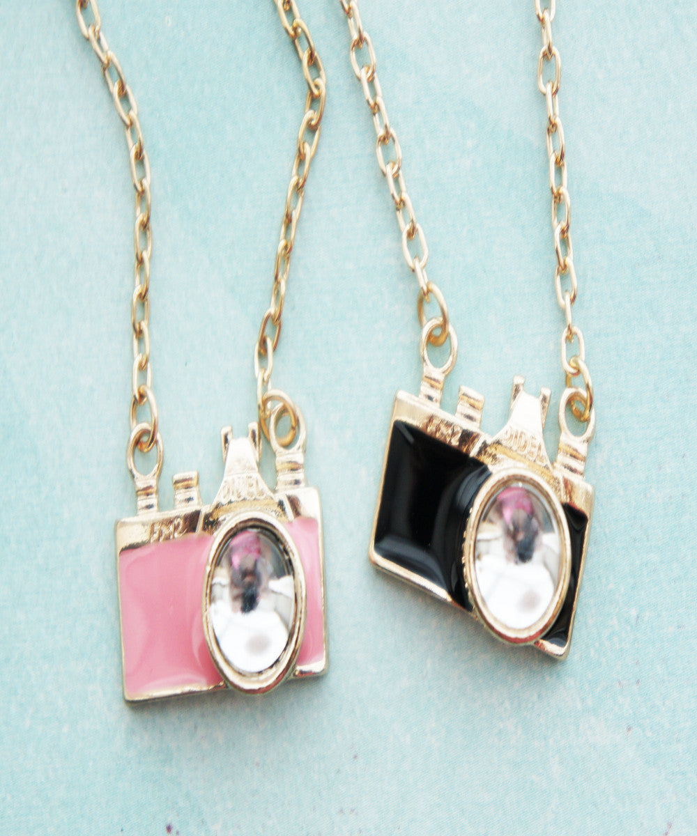 Camera Necklace - Jillicious charms and accessories - 2