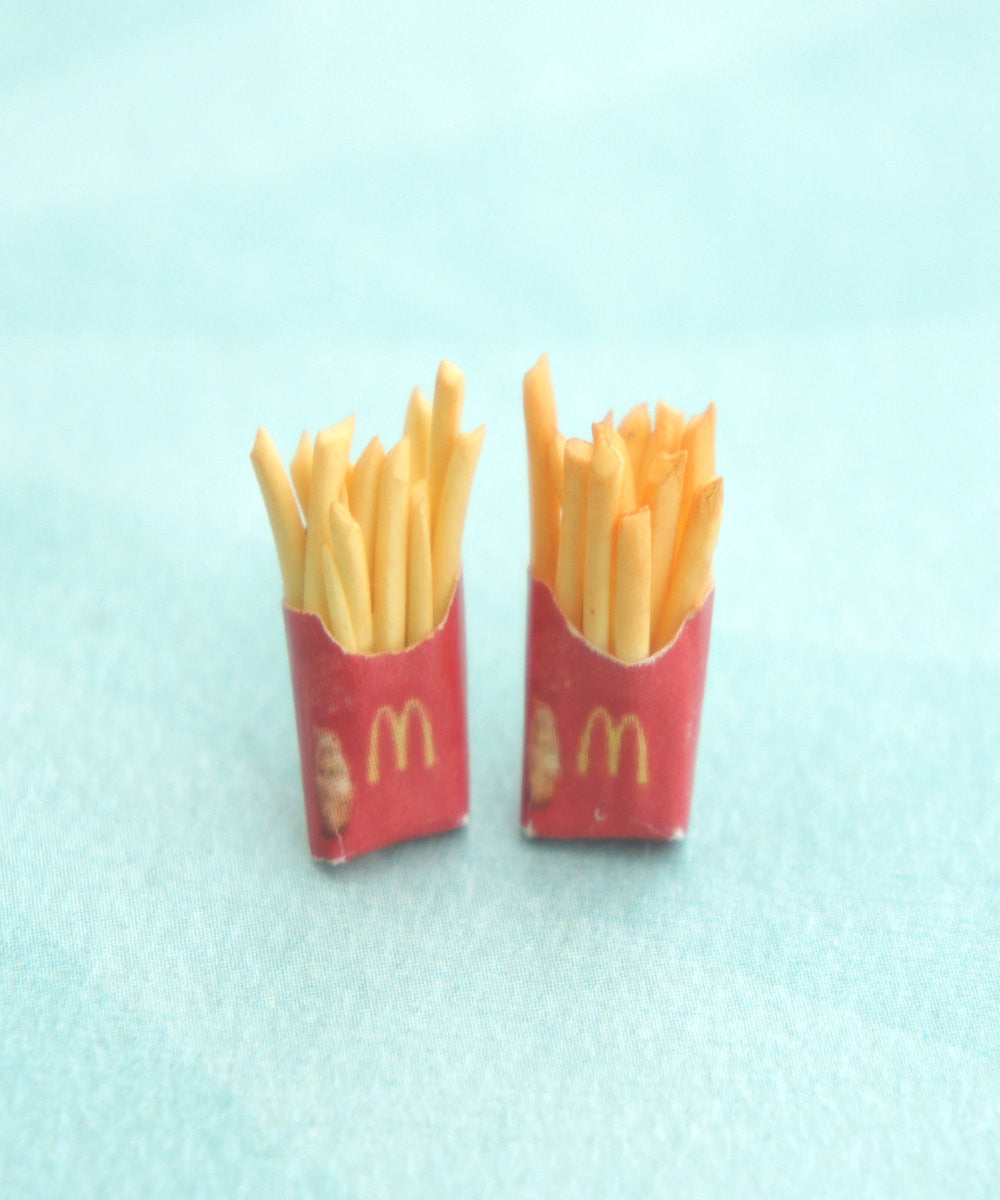 french fries earrings - Jillicious charms and accessories - 4