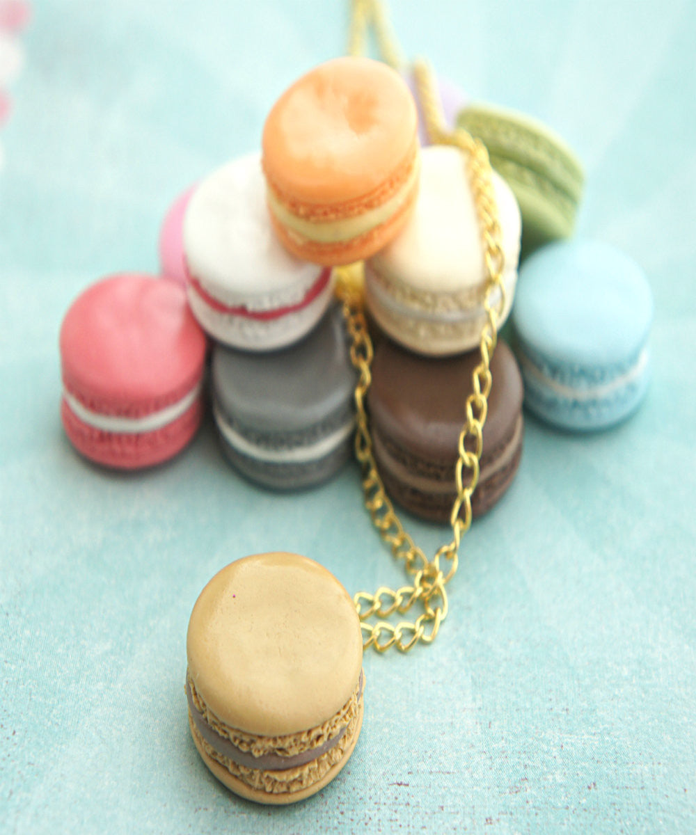 french macaron necklace - Jillicious charms and accessories - 3