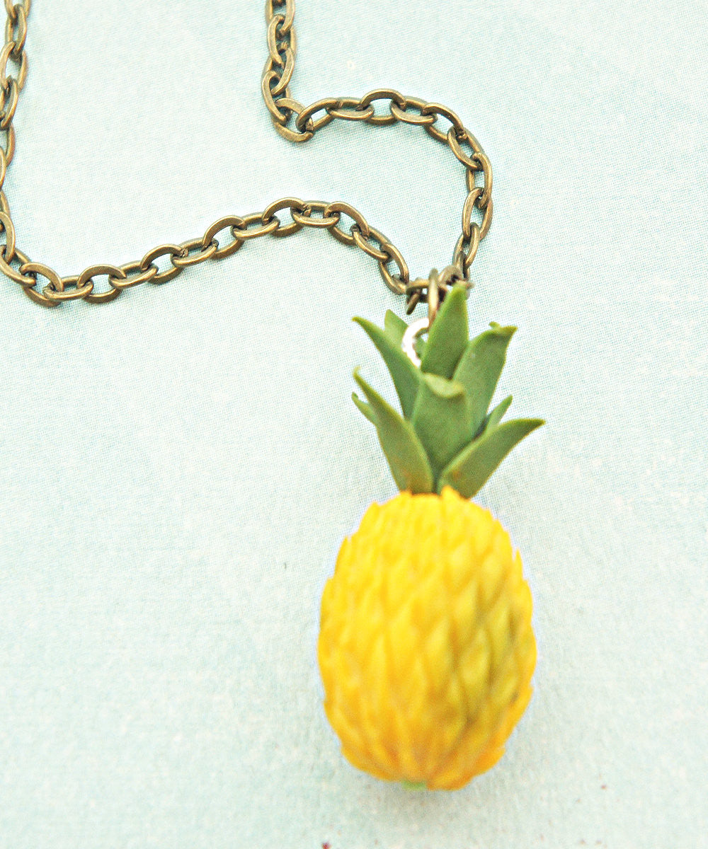 pineapple necklace - Jillicious charms and accessories - 3