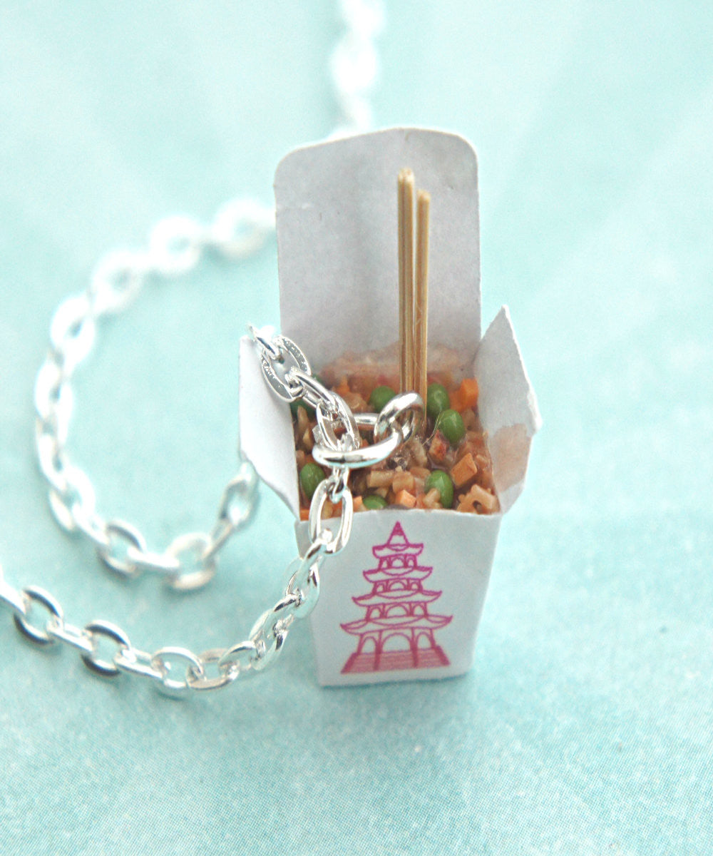 fried rice necklace - Jillicious charms and accessories - 3