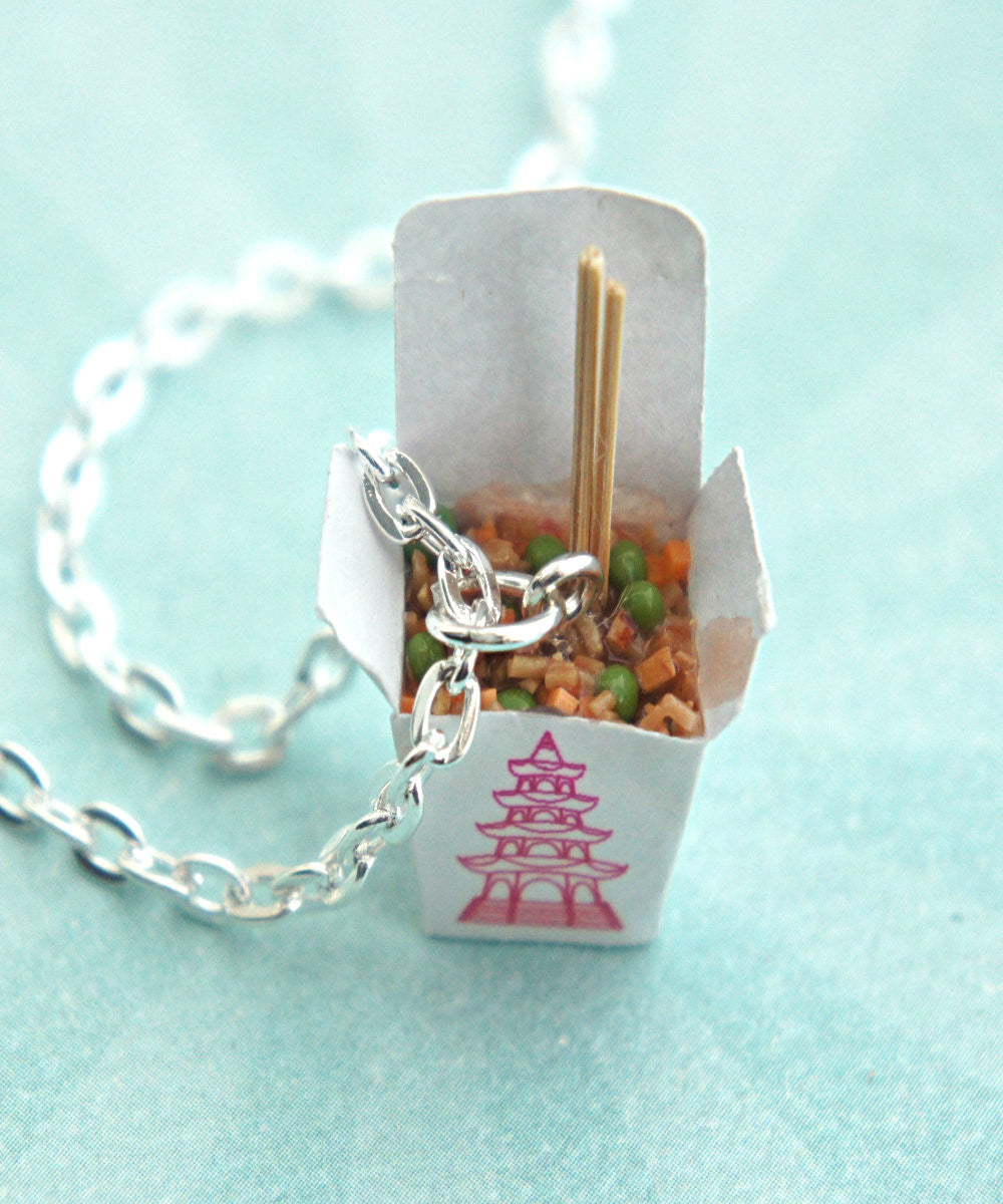 fried rice necklace - Jillicious charms and accessories - 4