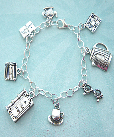 editor's life charm bracelet - Jillicious charms and accessories