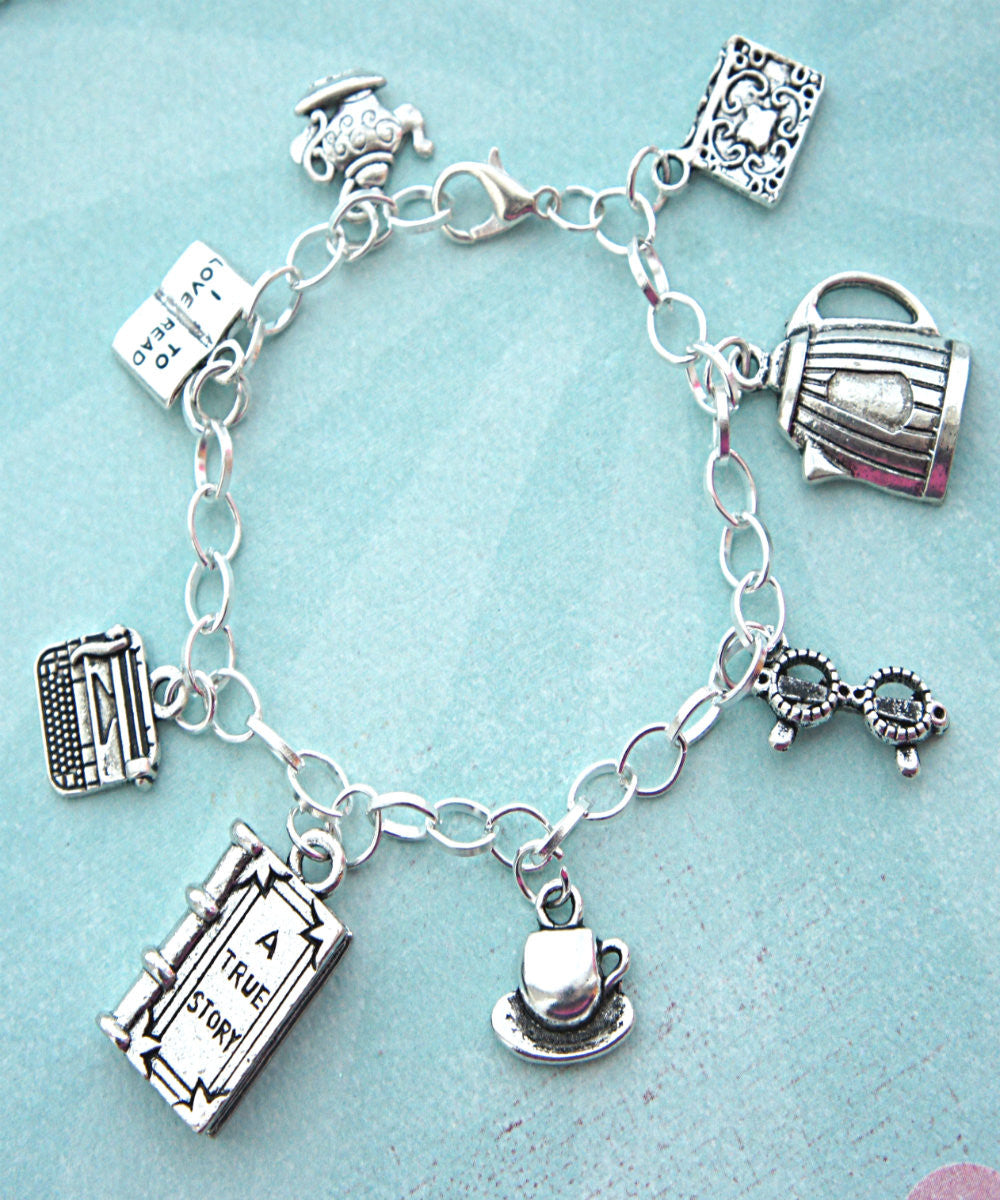 editor's life charm bracelet - Jillicious charms and accessories - 2