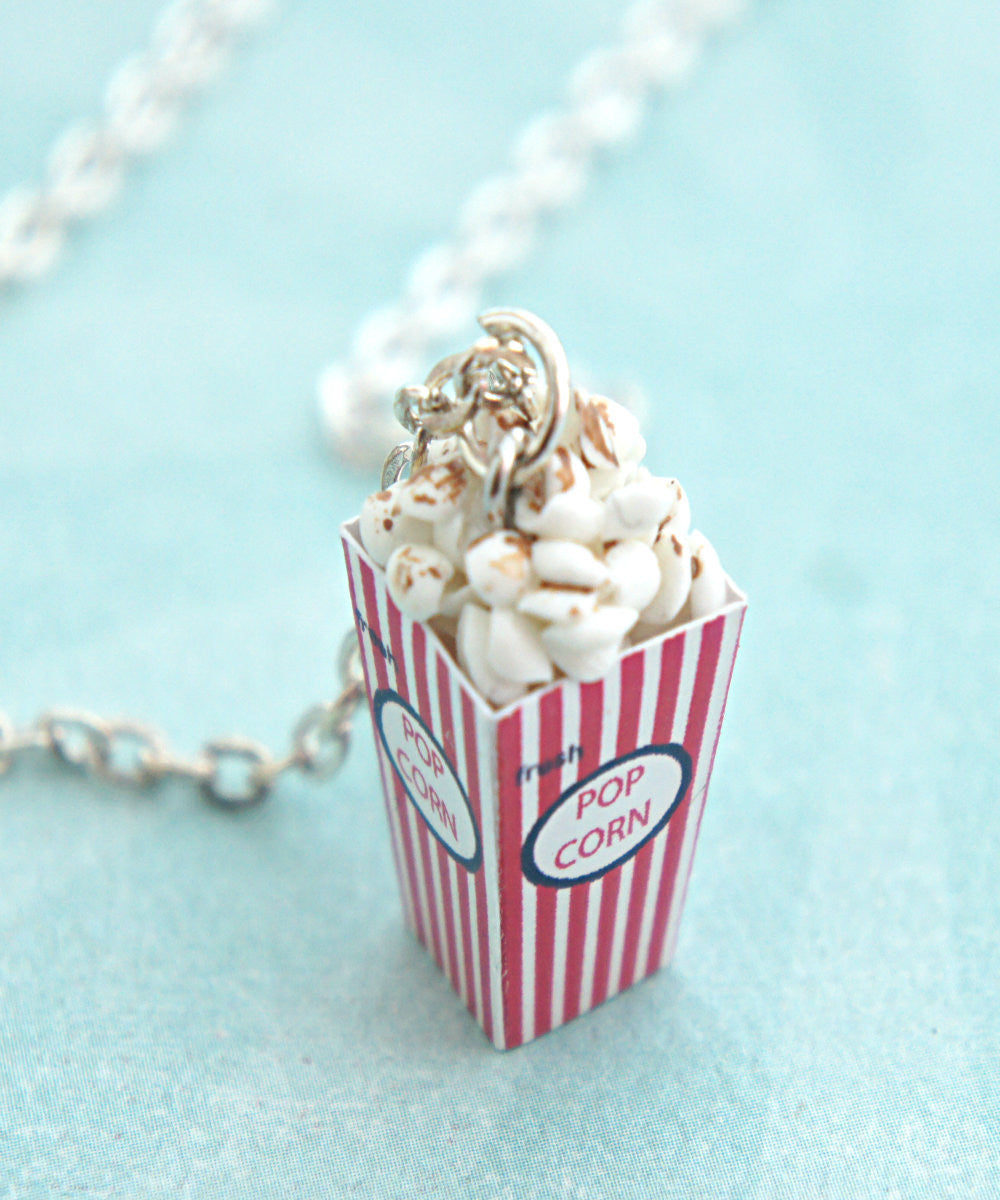 Popcorn Necklace - Jillicious charms and accessories - 4