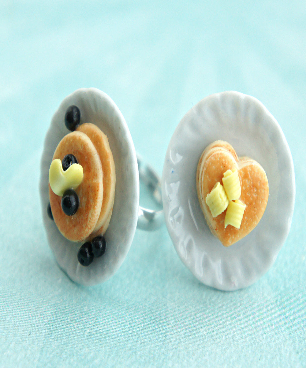 Pancakes Ring - Jillicious charms and accessories - 1